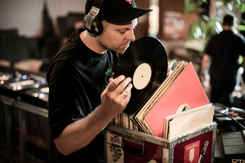 Super Bock Super Rock recebe DJ Shadow