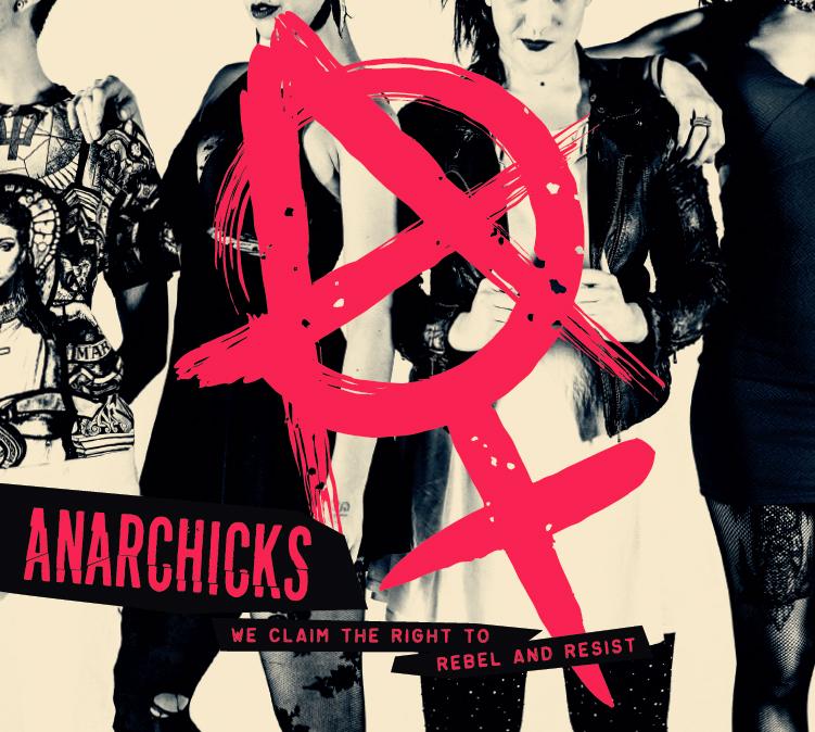 Novo álbum de Anarchicks já está disponível