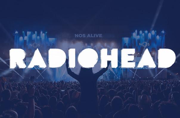 Radiohead e Arcade Fire esgotam NOS Alive