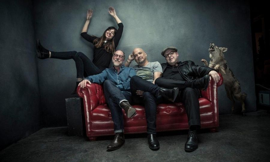 Pixies de volta aos álbuns
