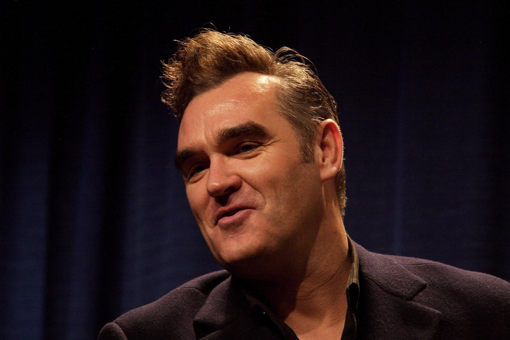 Para quando um novo álbum de Morrissey?