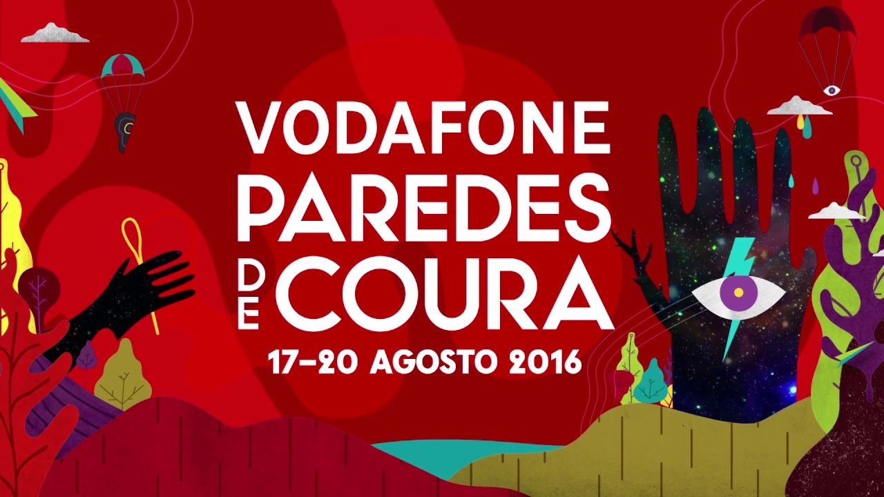 Playlist Vodafone Paredes de Coura