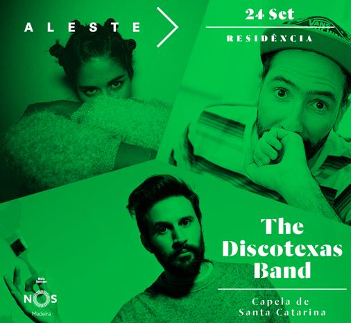 Vem aí o primeiro EP da Discotexas Band