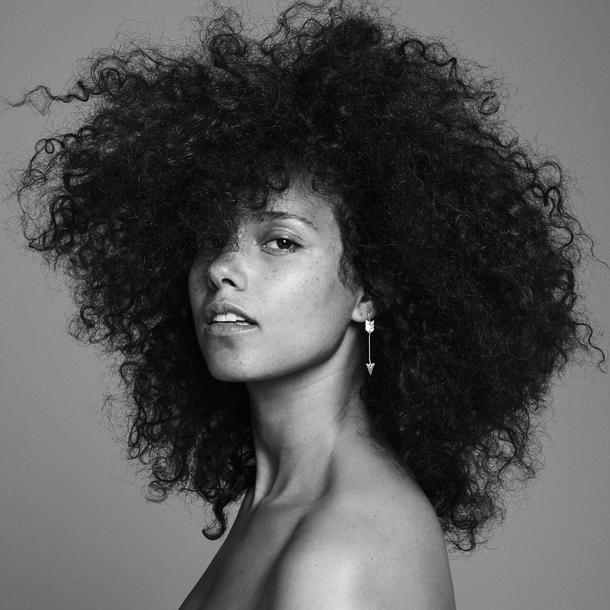 Alicia Keys edita Here em Novembro
