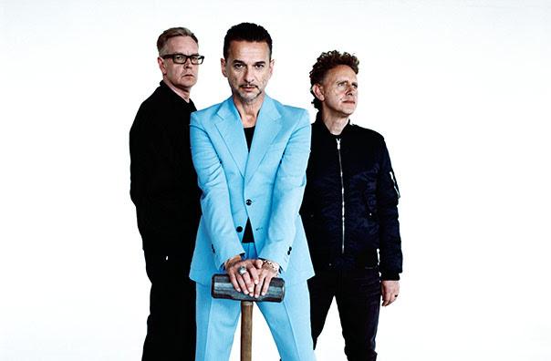 Depeche Mode regressam ao NOS Alive