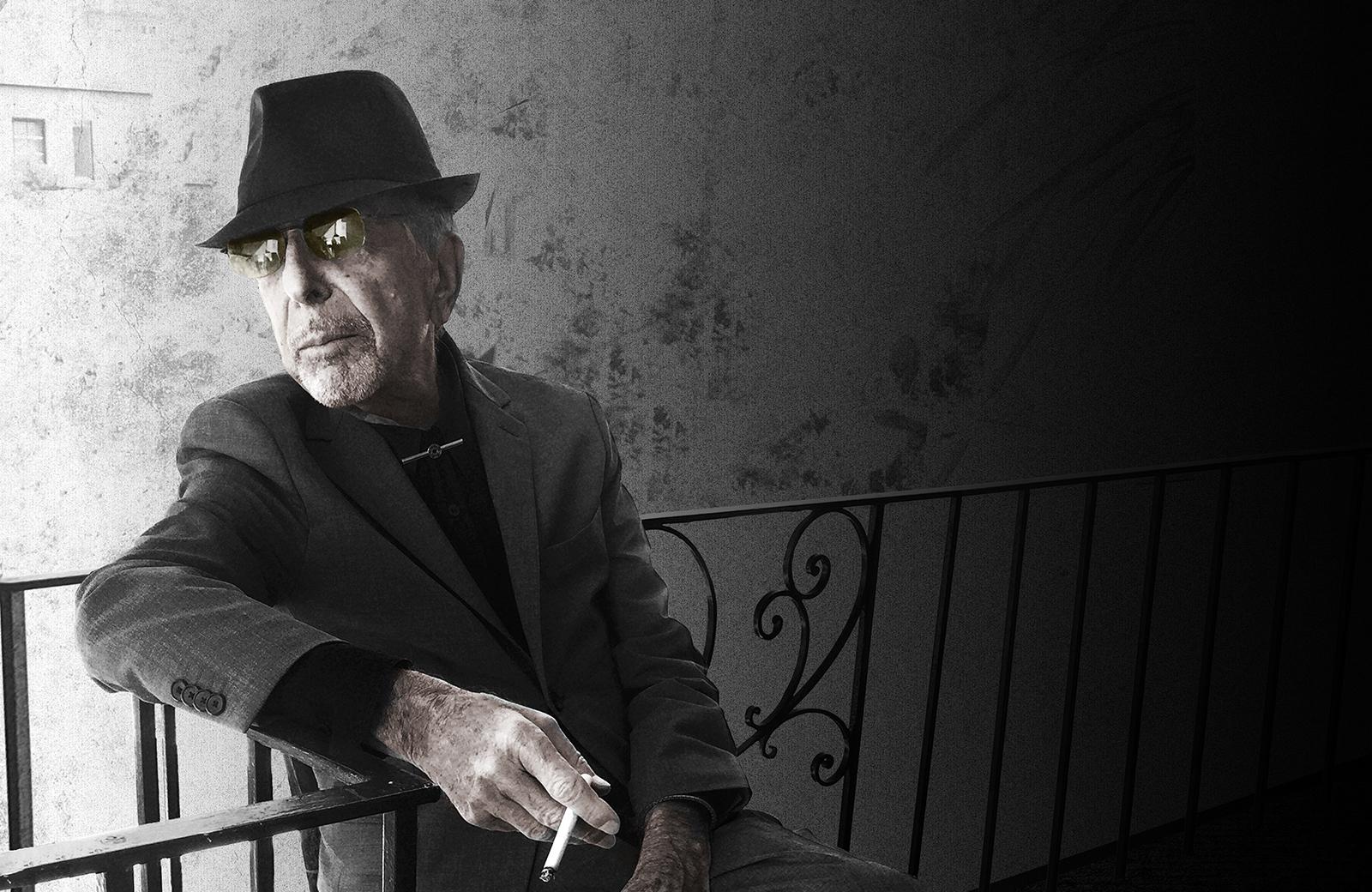 You Want It Darker é o novo álbum de Leonard Cohen