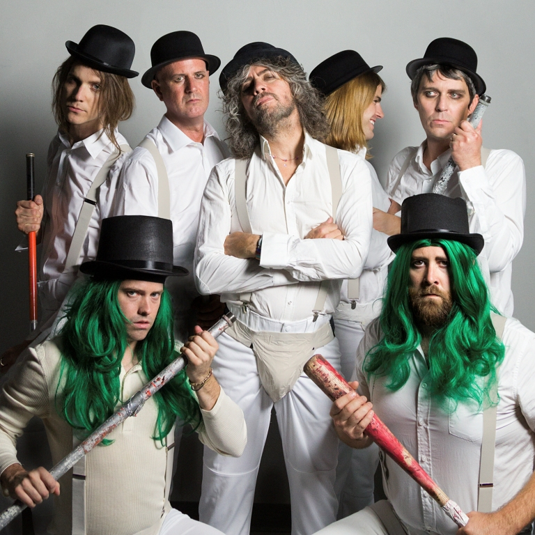 The Flaming Lips têm novo álbum