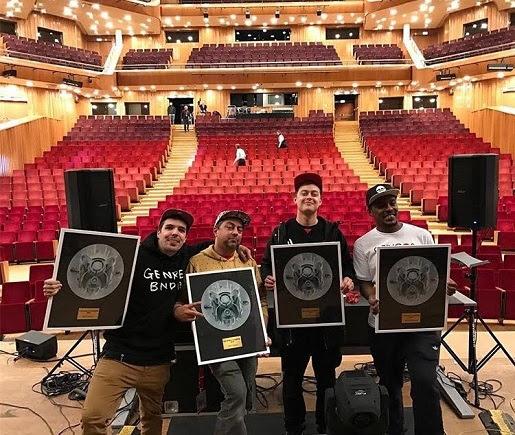 Beatbombers são bi-campeões do mundo de scratch