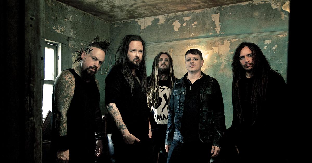 Korn em Portugal em Março