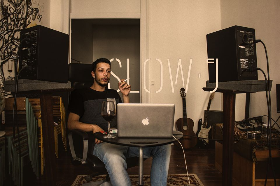 Slow J revela The Art of Slowing Down dia 10 de Março