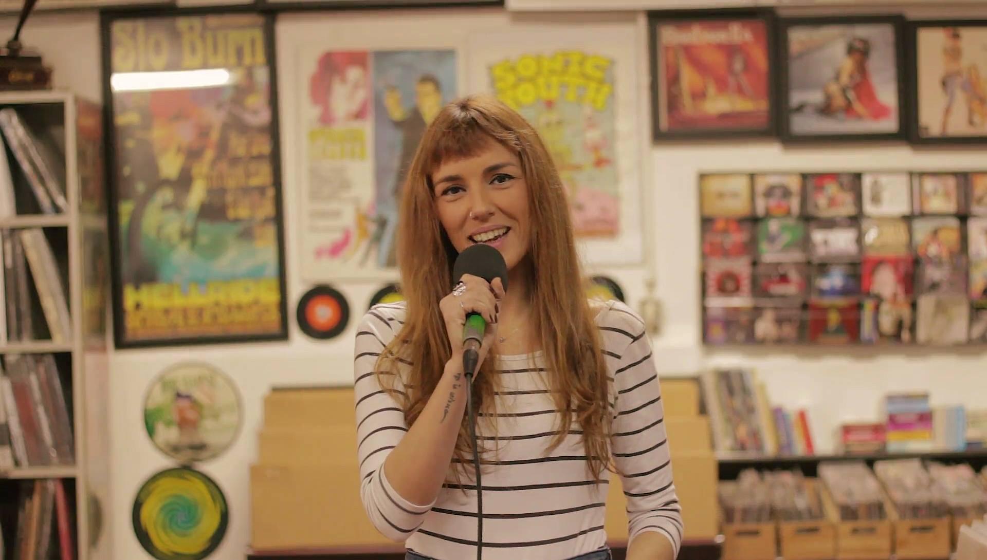 """Marta Ren: """"Não podia estar mais orgulhosa com o disco que tenho"""""""