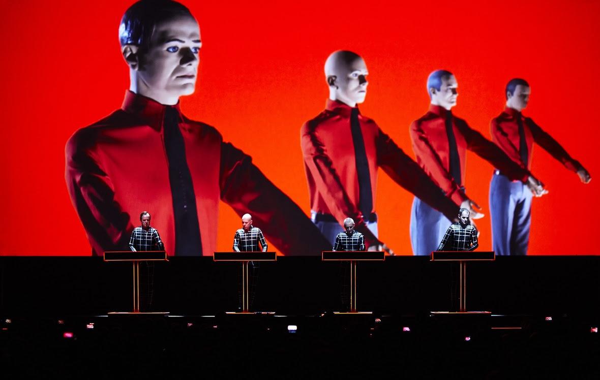 Kraftwerk e Moderat entre as primeiras confirmações do Neopop Festival