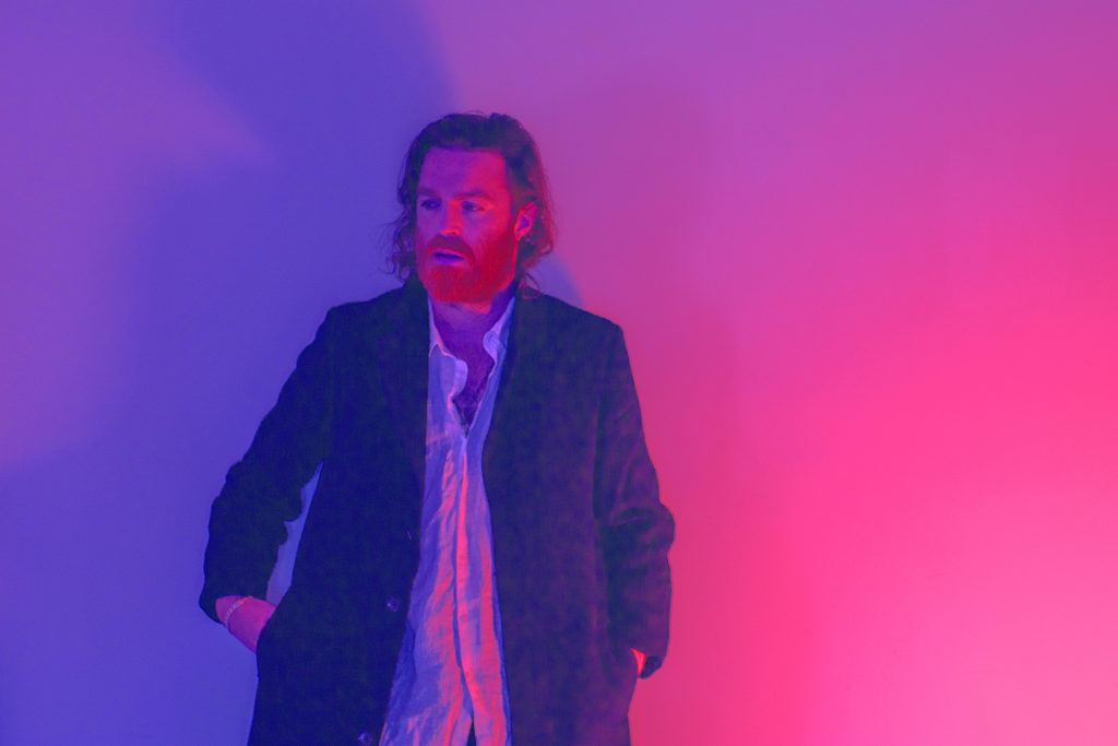 Nick Murphy e Manel Cruz rumo a Paredes de Coura