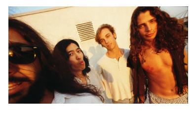 Ultramega OK: Soundgarden recordam álbum de estreia