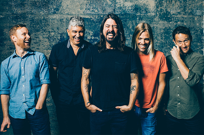 """Run"" é o novo single dos Foo Fighters"