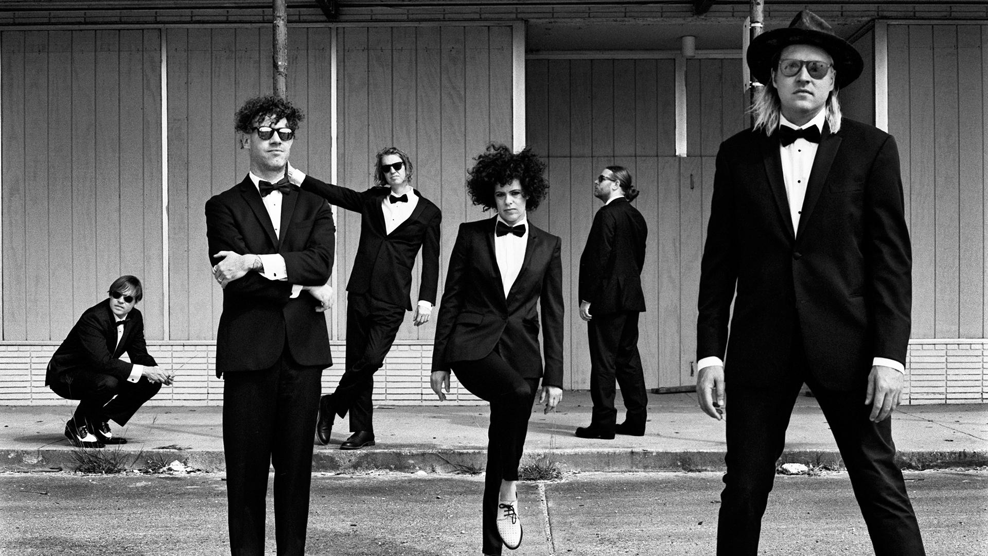 Everything Now é o novo álbum dos Arcade Fire