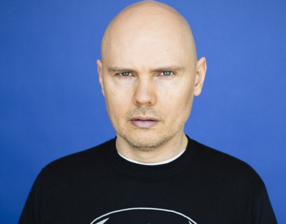 Ogilala é o novo álbum de Billy Corgan