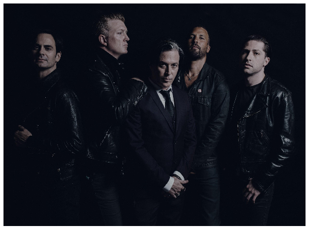 """The Evil Has Landed"" é o novo single dos Queens of the Stone Age"