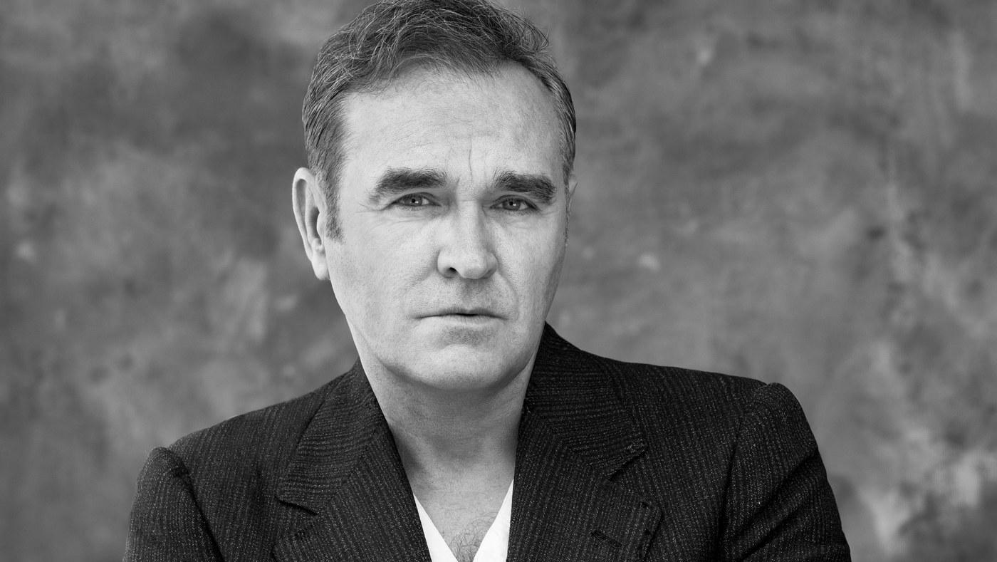 Novo álbum de Morrissey em Novembro