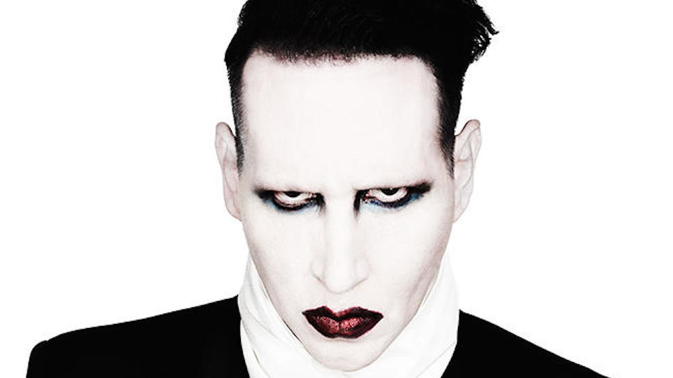 Marilyn Manson apresenta Heaven Upside Down