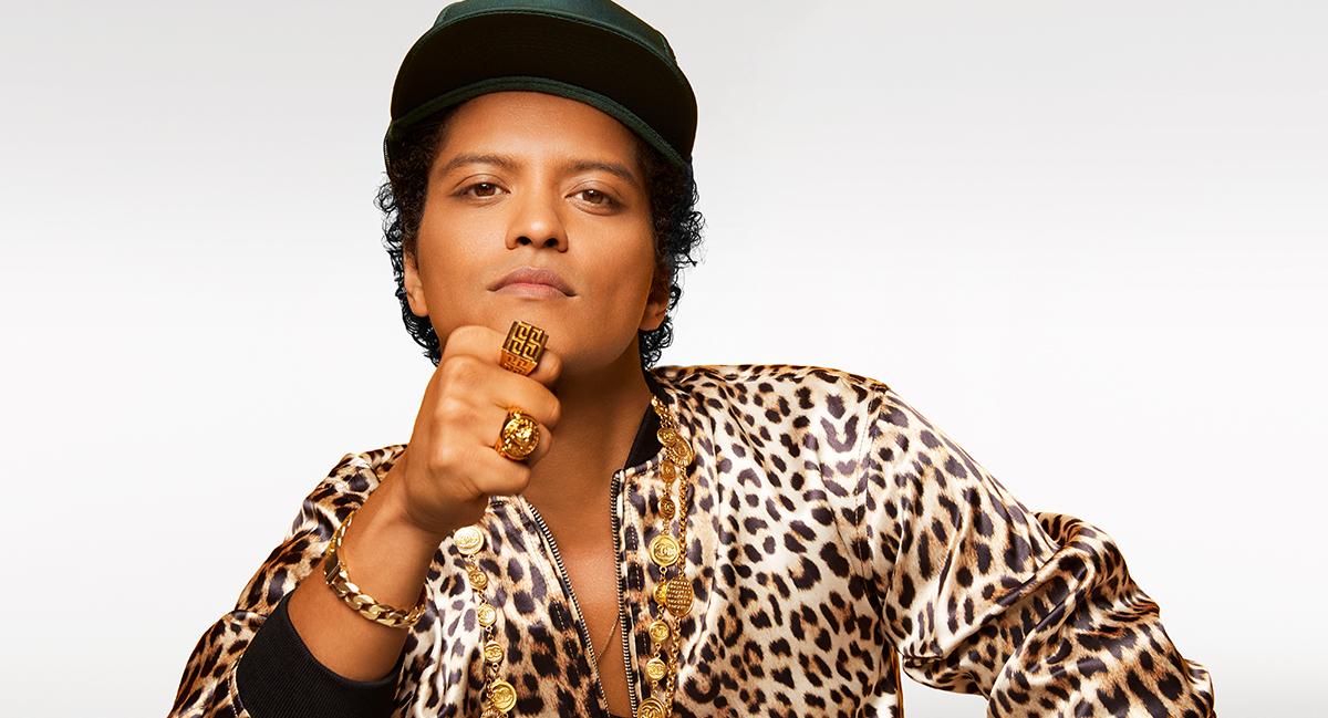 Bruno Mars é a primeira confirmação para Rock in Rio Lisboa 2018