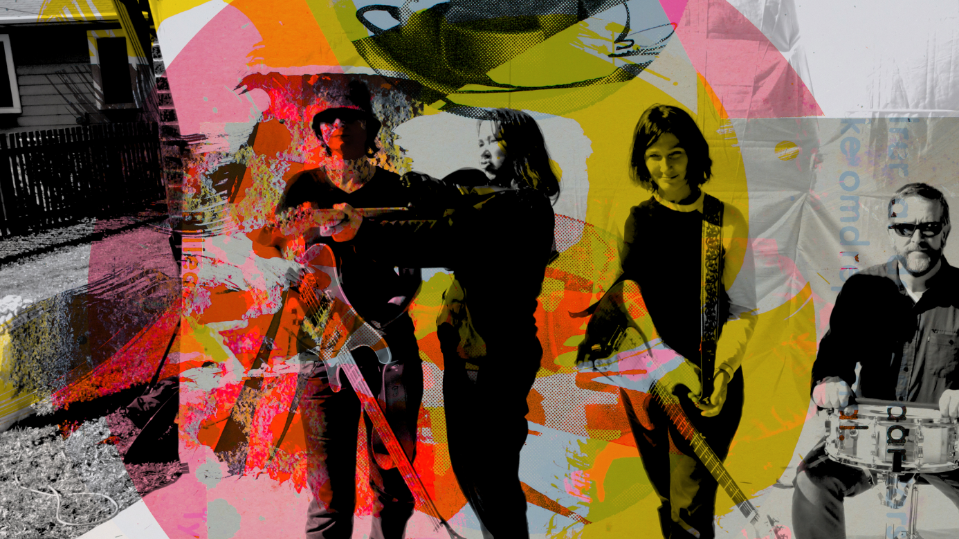 "The Breeders regressam com ""Wait in the Car"""