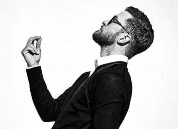 Justin Timberlake no intervalo do Super Bowl