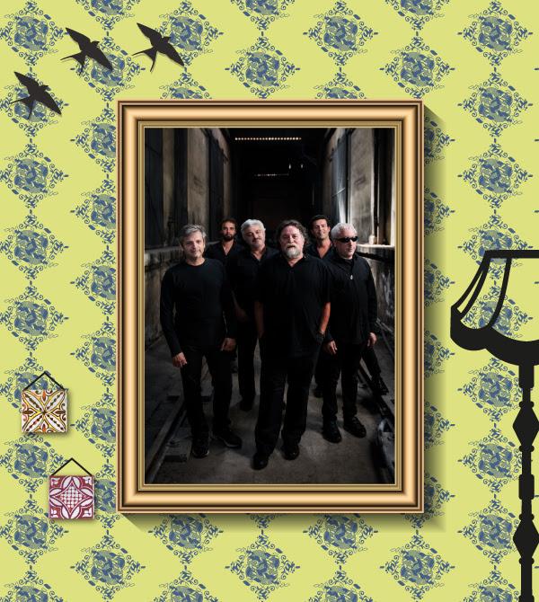 A História é o novo álbum dos Gaiteiros de Lisboa
