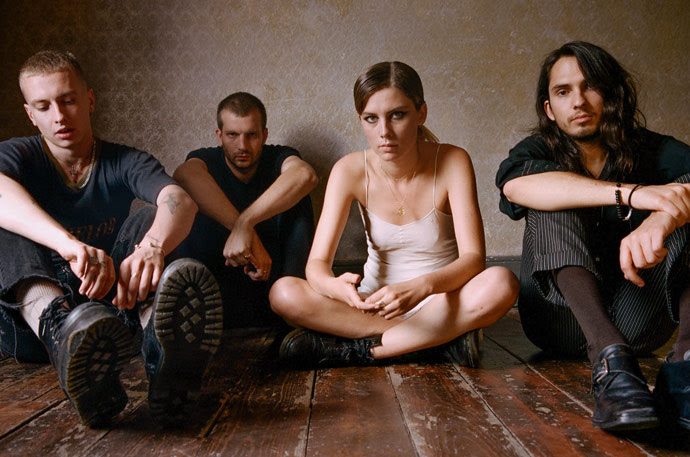 Wolf Alice regressam ao NOS Alive