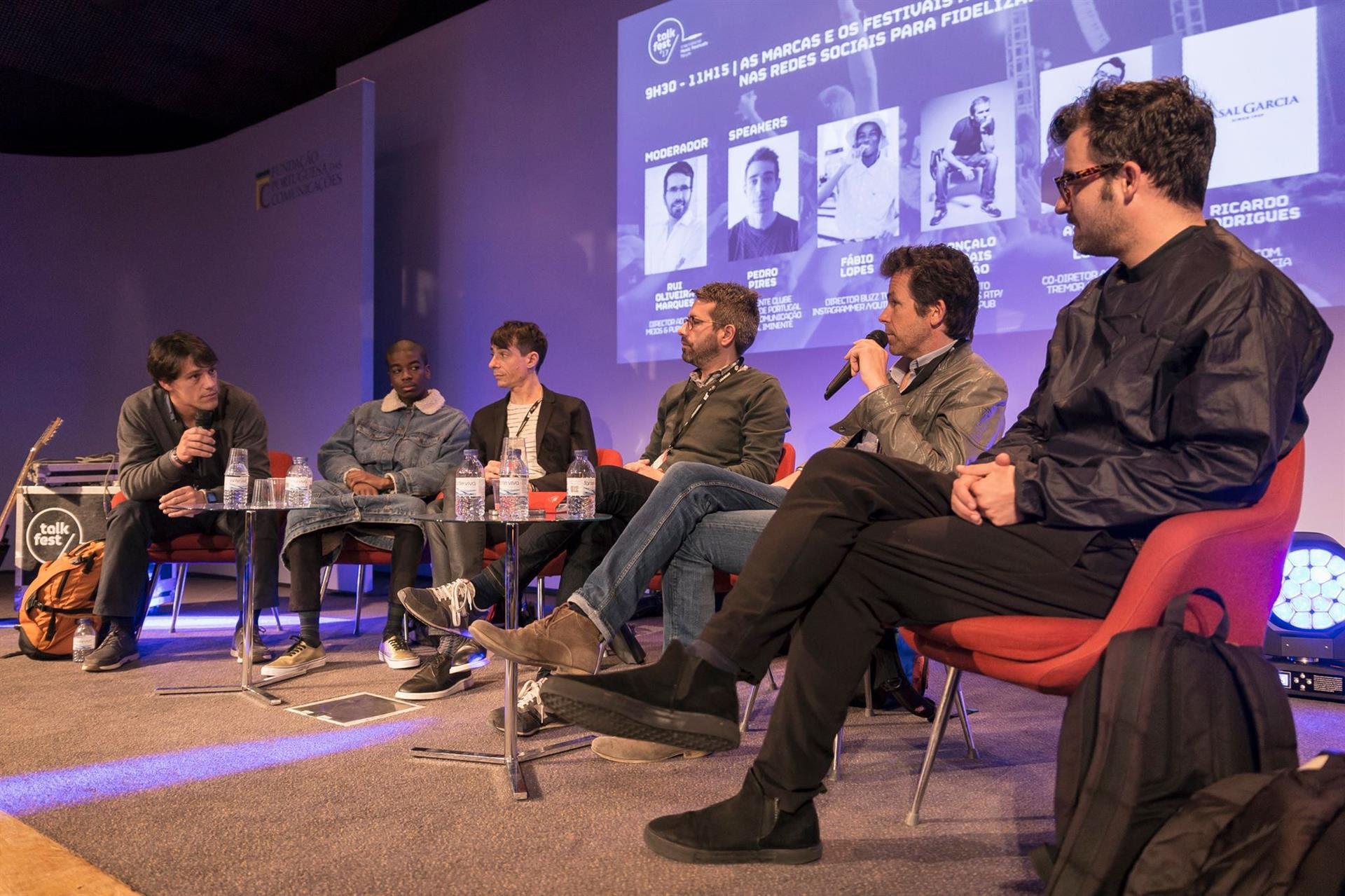 Talkfest'18: já são conhecidos os primeiros oradores