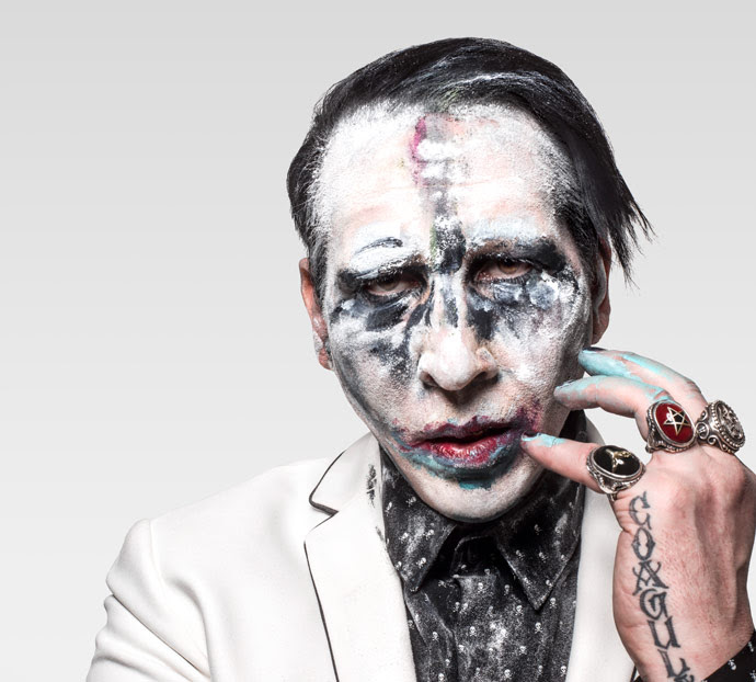Marilyn Manson em Lisboa