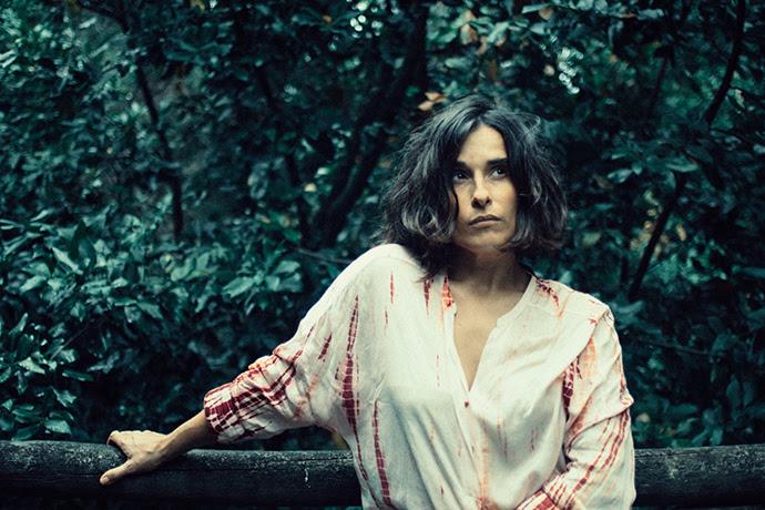 Cristina Branco de volta aos discos com Branco