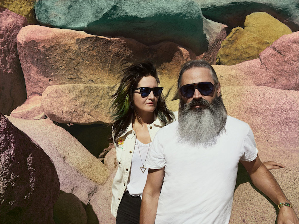 Moon Duo, Six Organs of Admitance e Zimoun no gnration