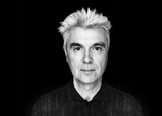 David Byrne no EDPCOOLJazz