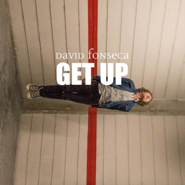 """Get Up"" marca o regresso de David Fonseca"