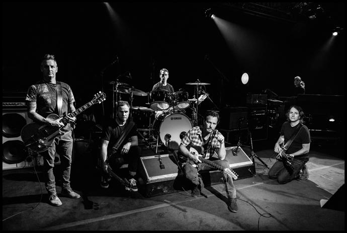 Pearl Jam regressam ao NOS Alive