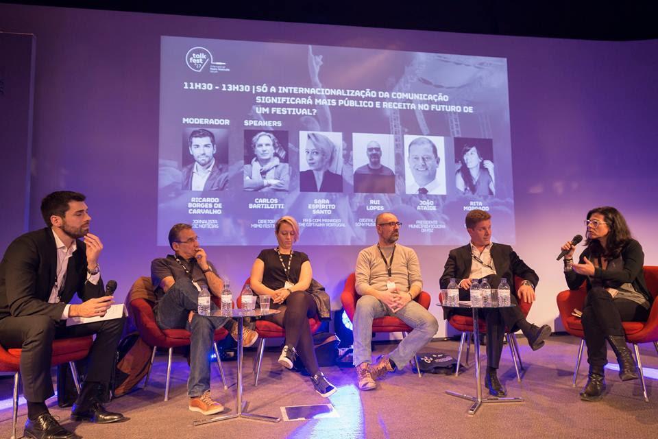 Mais oradores confirmados para o Talkfest'18