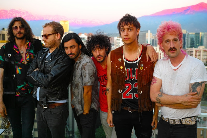 Julian Casablancas & The Voidz no Super Bock Super Rock