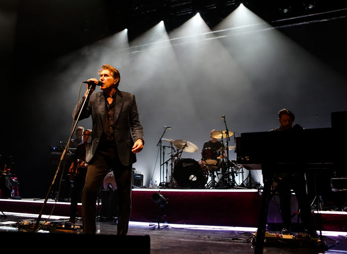 Bryan Ferry no NOS Alive