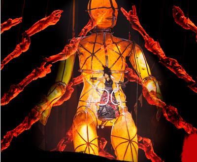 La Fura Dels Baus completam cartaz de Super Bock Super Rock