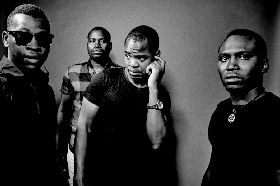 Songhoy Blues e DJ Big no Super Bock Super Rock