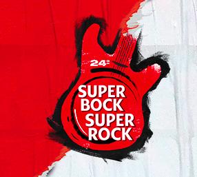 Já são conhecidos os horários do Super Bock Super Rock