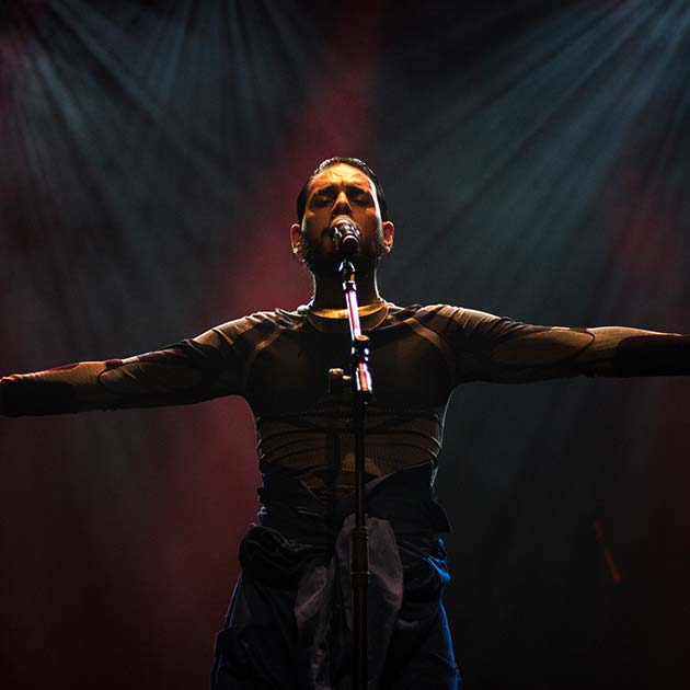 Conan Osiris, Luís Severo e Mundo Segundo completam Indie Music Fest