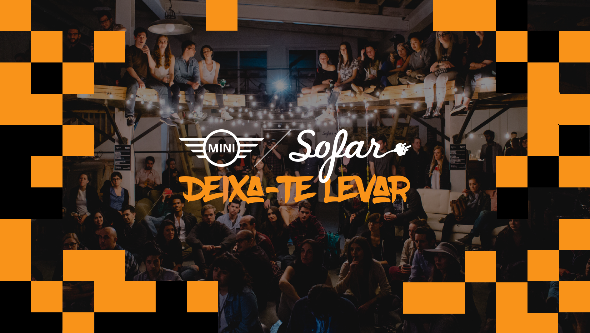 Sofar Sounds regressa a 13 de Outubro