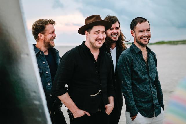 Delta é o novo álbum dos Mumford & Sons