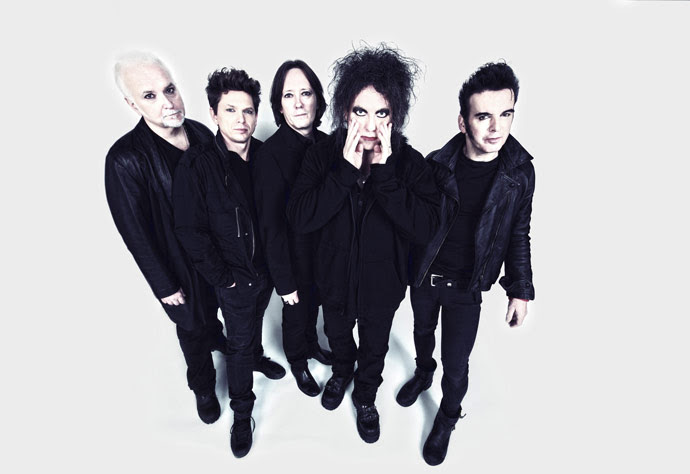 The Cure no NOS Alive