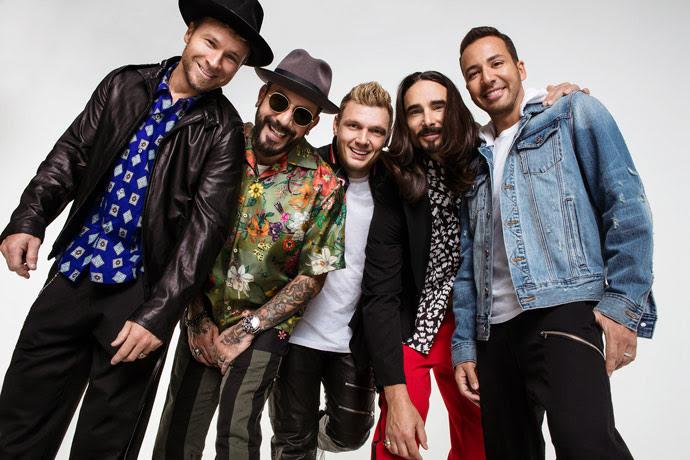Digressão mundial traz Backstreet Boys a Lisboa