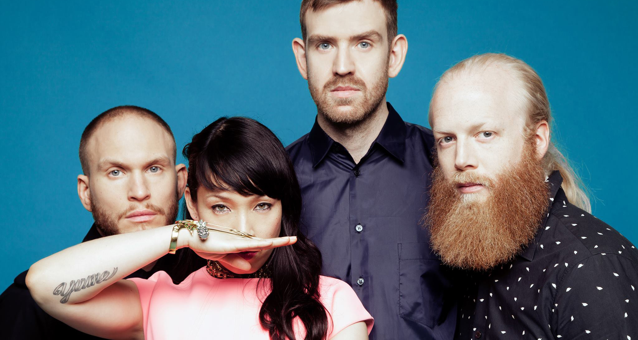 Little Dragon e Vessel no ID