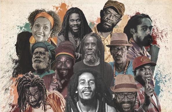 A história do reggae em evento mensal
