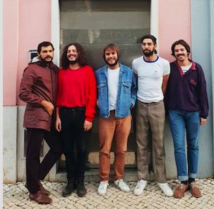 Capitão Fausto: concertos em Fevereiro, álbum em Março